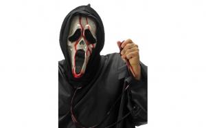 Masca Scream cu sange pentru Adulti