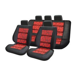 Huse Scaune Auto HYUNDAI I20 Premium Lux Rosu