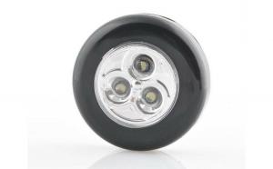 Lampa universala cu 3 LED-uri, autoadeziva