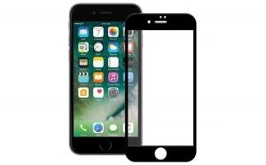 Folie Sticla Apple iPhone 7 Flippy 5D Negru