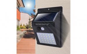 Lampa solara 30 LED, Cadouri Craciun, Inspiratie pentru tine