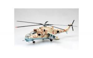 "Macheta Easy Model Mil Mi-24 ""White 03"""