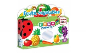 Joc educativ Lumea in Magneti - Fructe