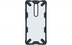 Husa Xiaomi Mi 9T,Xiaomi Redmi K20 - Ringke Fusion-X Negru