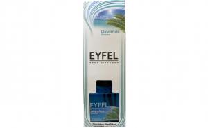 Parfum de camera Eyfel Ocean 120 ml / Betisoare de bambus