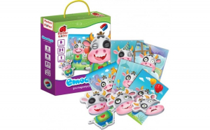 Joc educativ magnetic Emotiile Roter