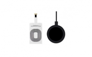 Incarcator wireless+receiver iPhone, Produse Revolutionare