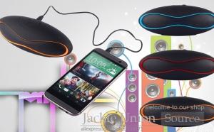 Boxa portabila cu acumulator, conexiune bluetooth pentru laptopul si telefonul tau