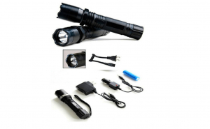 Lanterna cu electrosoc, Multifunction Swat Flashlight