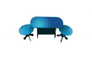 Masa cu doua scaune