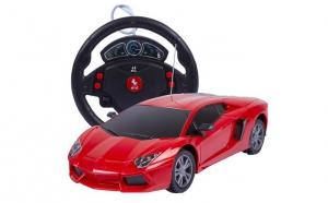 Masinuta sport model Lamborghini, Ferrari radiocomandata la 89 RON in loc de 199 RON