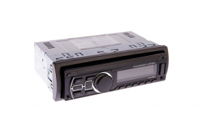 Radio, MP3 Player, Bluetooth auto Big Shot 3066BT, USB, SD, AUX, RCA, panou frontal detasabil, telecomanda