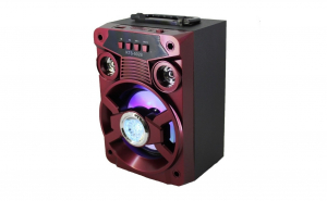 Boxa Portabila Bluetooth 502 bass foarte puternic AUX, USB, CARD, RADIO FM