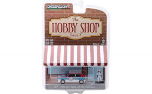 Macheta Greenlight, The Hobby Shop