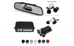 Senzori parcare cu camera video si