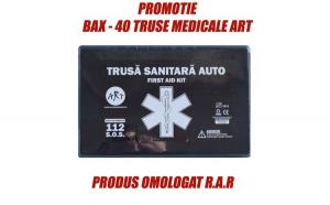 BAX 40 BUCATI - Trusa medicala ART