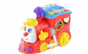 Jucarie bebe tren