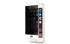 Set 2x Folie MTP 9D iPhone SE 2020  Alb