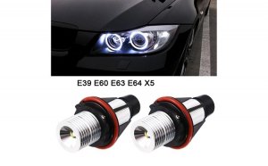 Set 2 becuri Led marker BMW 10w e87 e
