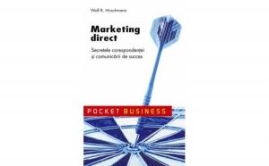 Marketing direct, autor Wolf R. Hirschmann
