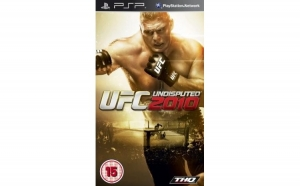 UFC Undisputed: 2010 (PSP)