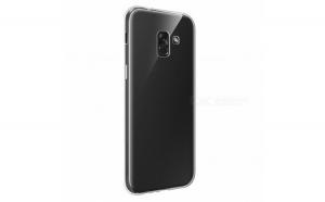 Husa Samsung A8 2018 Leeu Design Tpu Transparent