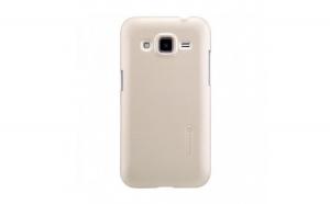 Husa Samsung Galaxy Core Prime Nillkin Super Shield Auriu