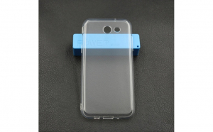 Husa slim silicon Samsung Galaxy J3 Prime Transparenta