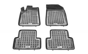 Set covorase cauciuc stil tavita Citroen C5 I, C5 II 03.01- saloon/station wagon Rezaw