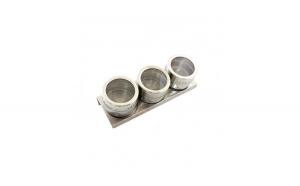 Set 3 recipiente magnetice pentru