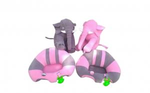 Jucarie Din Plus Elefant + Fotoliu