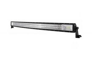 LED Bar Auto Curbat 702W, leduri pe 3