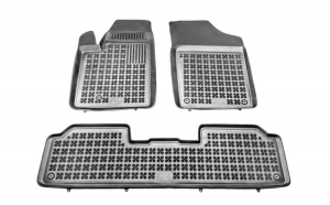 Set covorase cauciuc stil tavita Citroen Berlingo, Berlingo First, Peugeot Partnerspace 05.96-12.15 van Rezaw