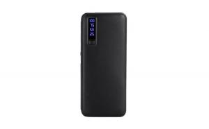 Baterie Externa Powerbank 30.000 mAh Cu 3 Porturi USB Pentru Incarcare