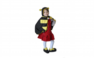 Costum carnaval albinuta, Halloween, Costume originale