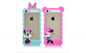 Minnie Mouse Husa iphone 5 5s se Bumper