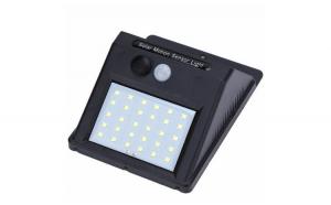 Lampa cu incarcare solara si senzor de miscare 30 x LED