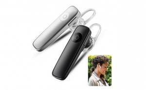 Casca Bluetooth - cu atasament dupa ureche