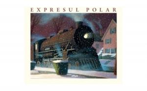 Expresul Polar, autor Chris Van Allsburg