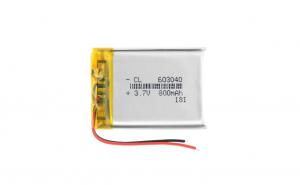 603040 - Acumulator Li-Po- 3,7 V -800mah
