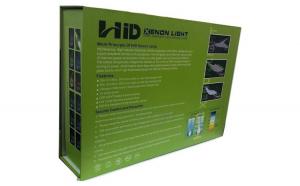 Kit Premium Xenon HID CANBUS H11,  55W 6000K, Alb/Rece