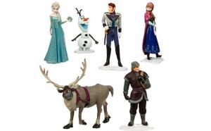 Set figurine jucarie - Frozen, 1 Iunie