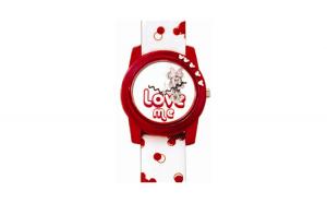 Ceas Junior WALT DISNEY WATCH Model LOVE MINNIE 26080