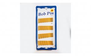 Agrafe Bob Pin auriu marime mare