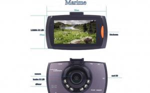 Camera auto G30, Functie nightvision, Full HD la doar 299 RON de la 699 RON