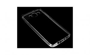 Husa silicon Samsung Galaxy J7 2015 J700 Transparenta