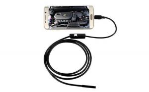 Camera Endoscop 5 m , Inspectie Android - USB, 6 LED IR, Subacvatica, HD1280