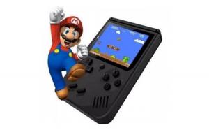 Joc Tetris Gameboy , 400 in 1 , Negre,