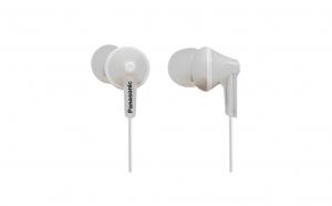 Casti in-ear Panasonic-Ergofit, albe