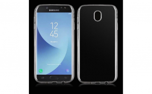 Husa slim silicon Samsung Galaxy J3 2017/J330/J3 Pro Transparenta